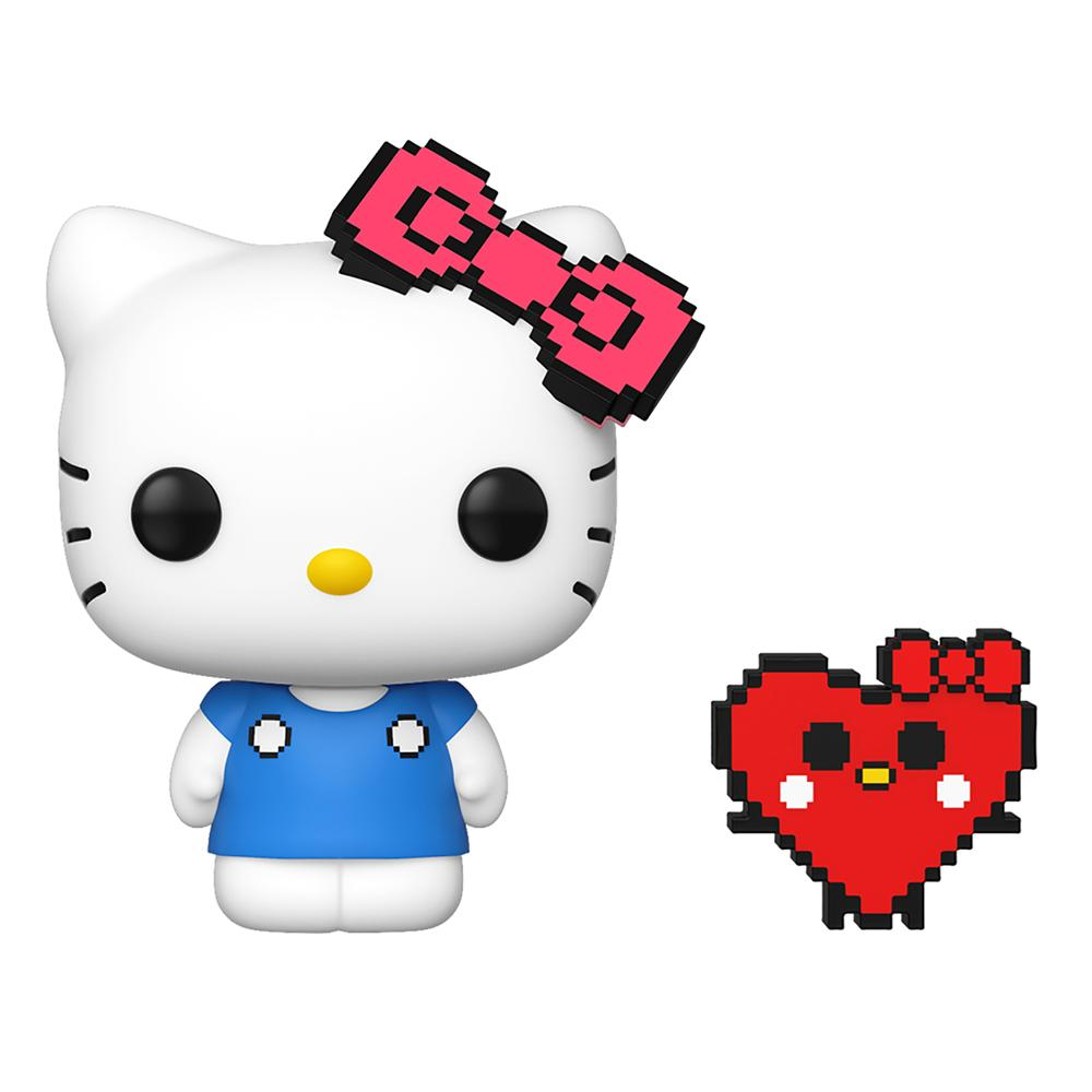 Hello Kitty (8-bit) Limited Chase Edition Funko POP! Vinyl Figure by Funko