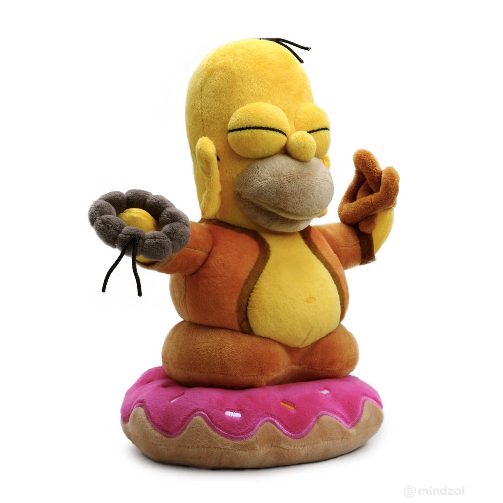 *Pre-order* The Simpsons Homer Buddha 10-Inch Plush by Kidrobot