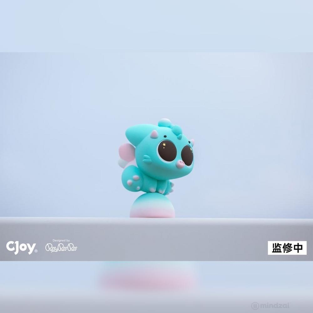 *Pre-order* Hophop Piggy Resin Art Toy Figure by PuffyPuffPuff x CJOY