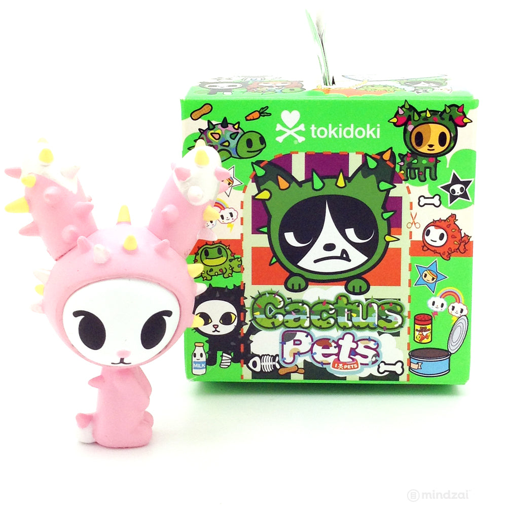Cactus Pets Blind Box Series by Tokidoki - Hoppy