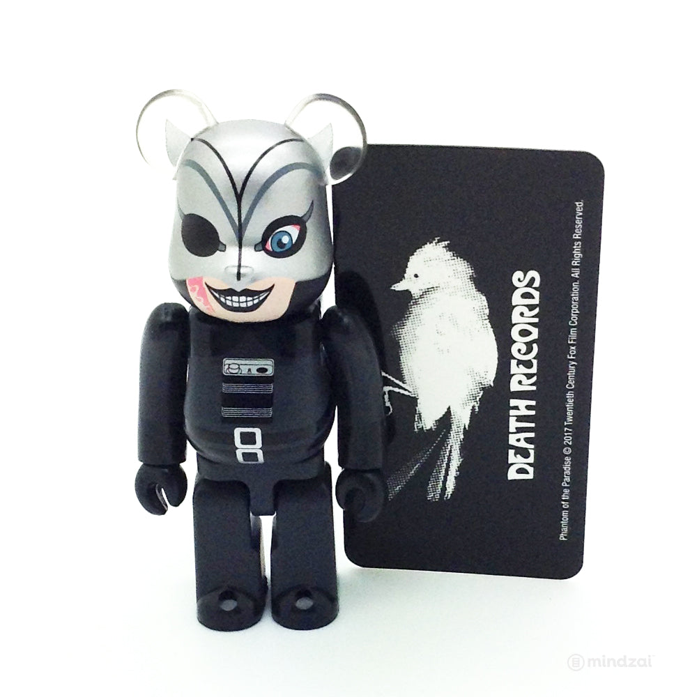 Bearbrick Series 34 -  Phantom of the Paradise (Horror)