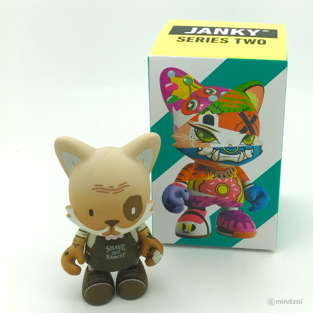Janky Series 2 Blind Box by Superplastic - Mr. Finley (Huck Gee)