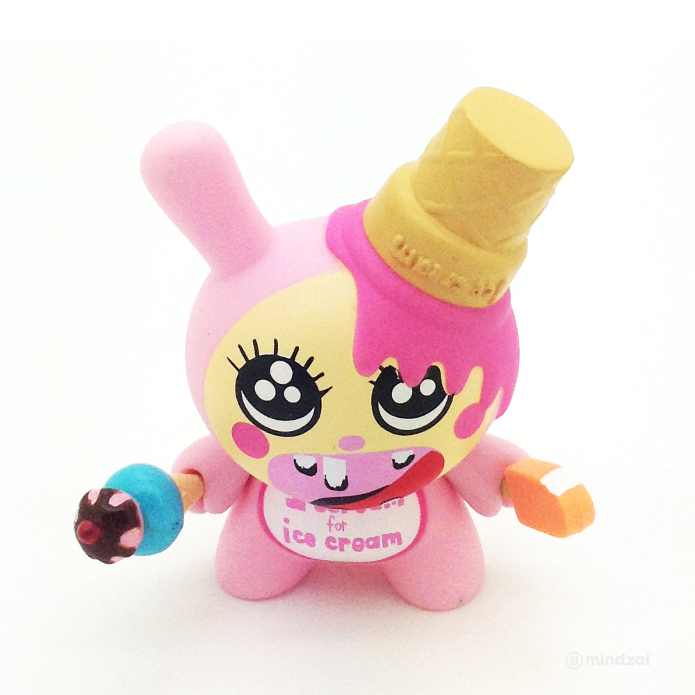 Dunny Series 2010 - I Scream for Ice Cream (Esther Kim)