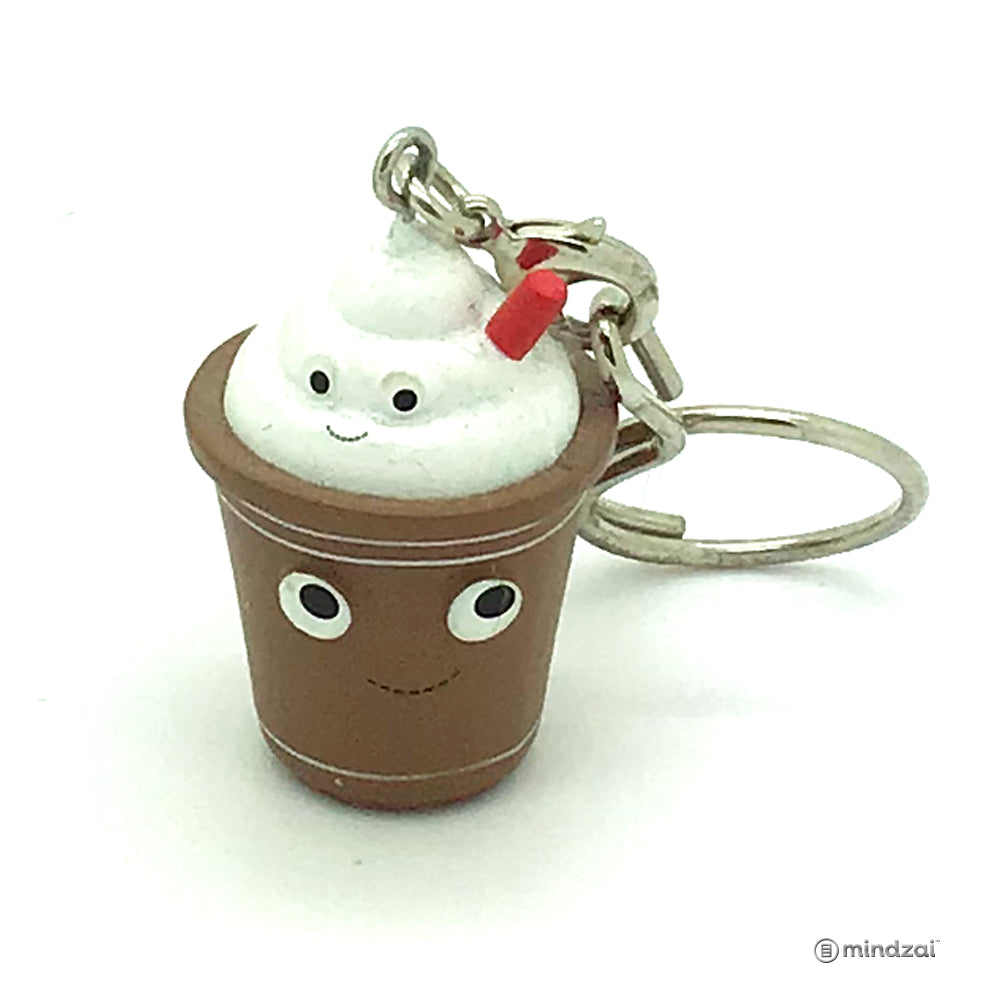 Yummy World Keychain - Iced Latte