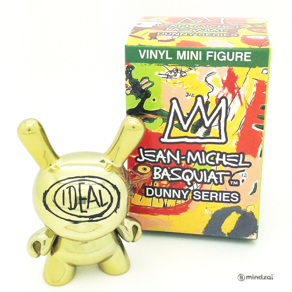 Jean Michel Basquiat Dunny Blind Box Minis Series - Ideal Dunny