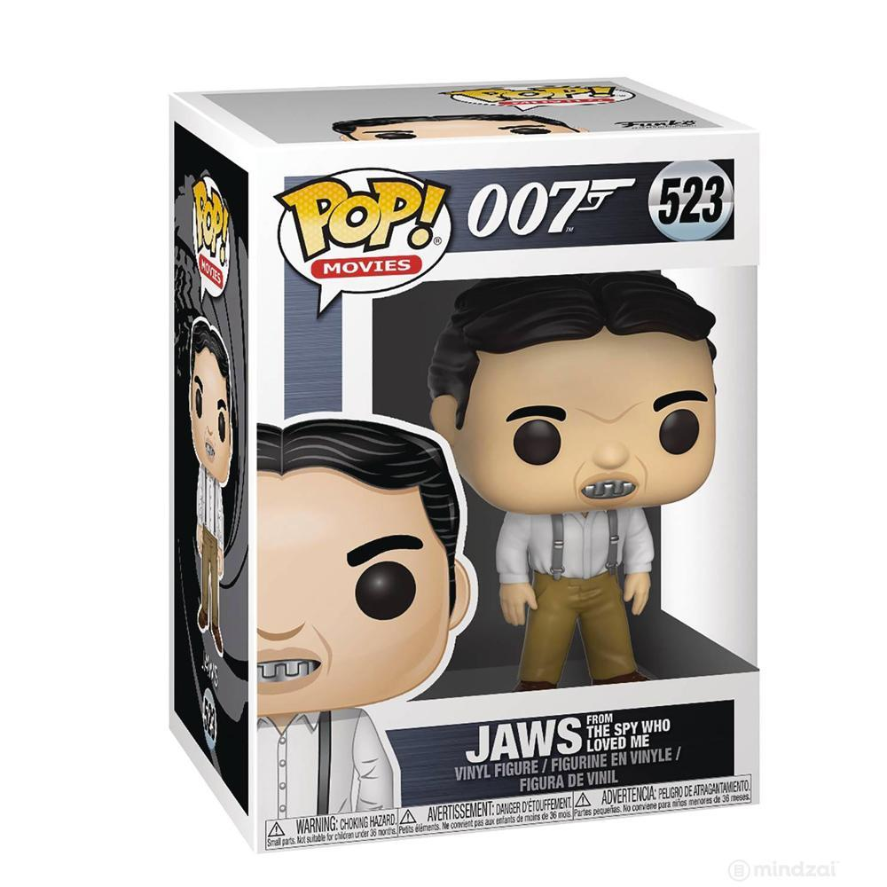 James Bond Jaws Pop! Vinyl Figure by Funko