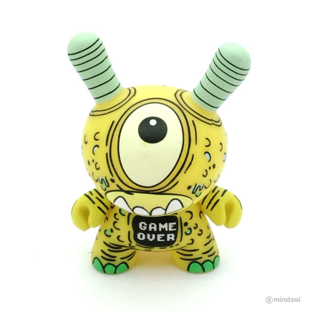 Kaiju Dunny Battle Series by Clutter x Kidrobot - M5 Bravo Dunny (Jeff Lam)