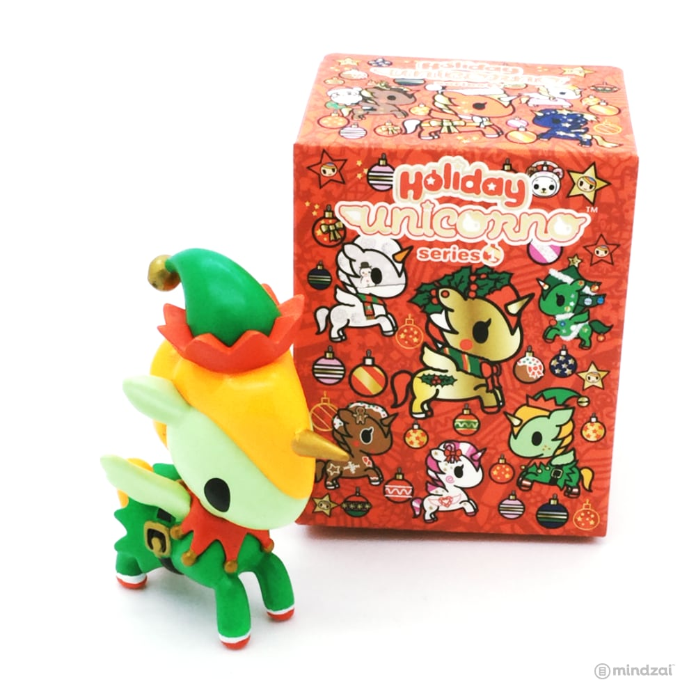 Holiday Unicorno Christmas Series 1 by Tokidoki - Jingles (Chaser)