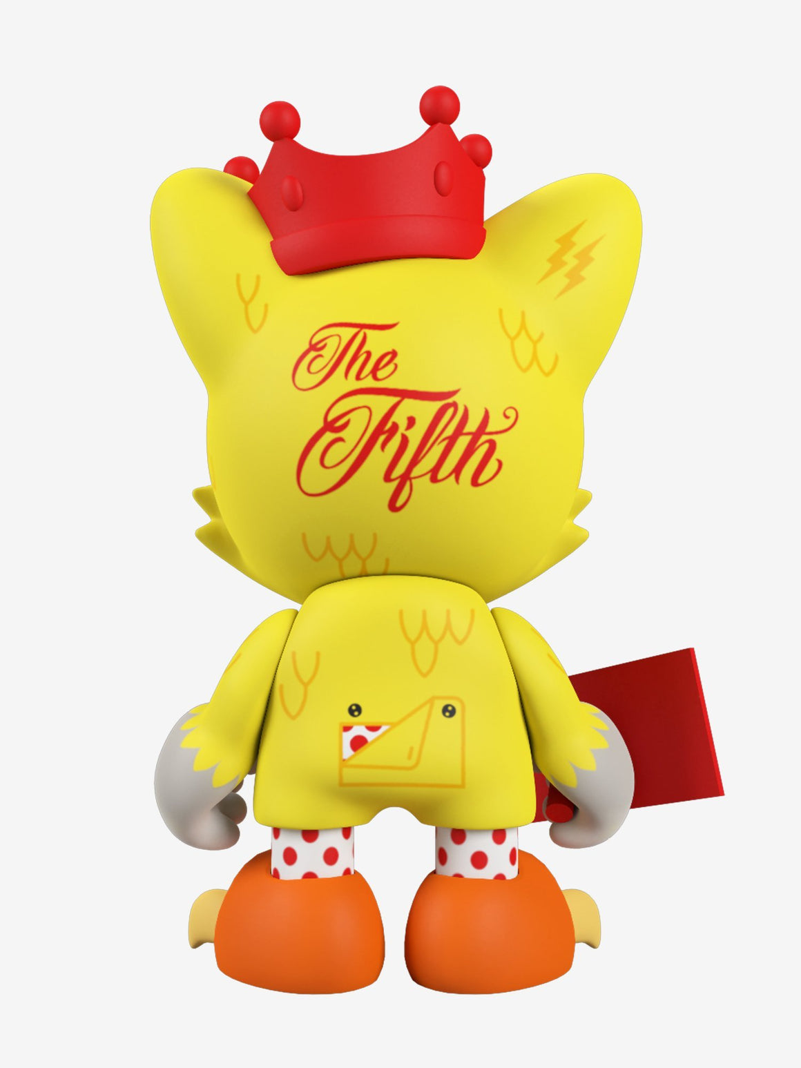 *Pre-order* King Janky The Fifth Mini Figure by Superplastic