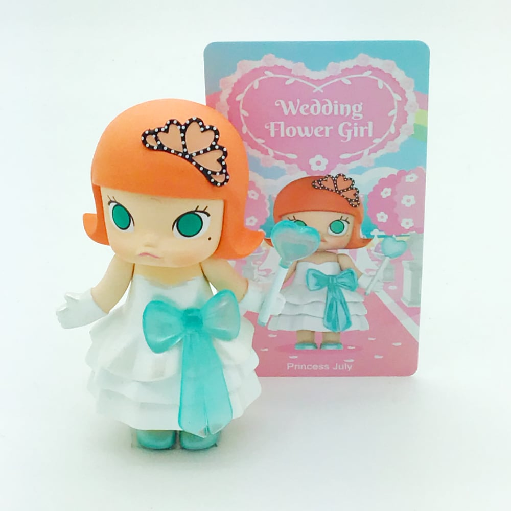 Molly Wedding Flower Girl Series by Kennyswork x POP MART - Princess July