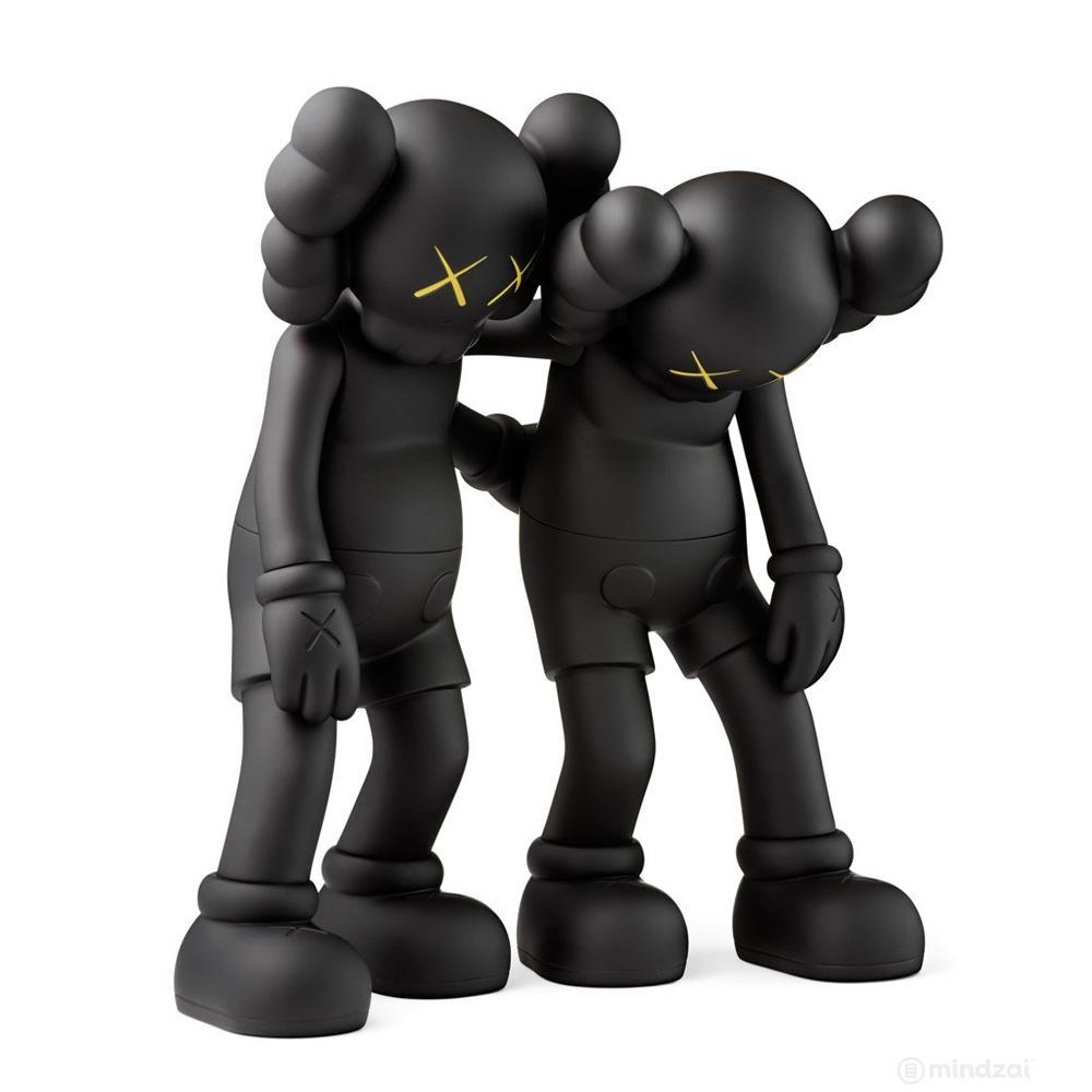 Kaws Along The Way Black Open Edition