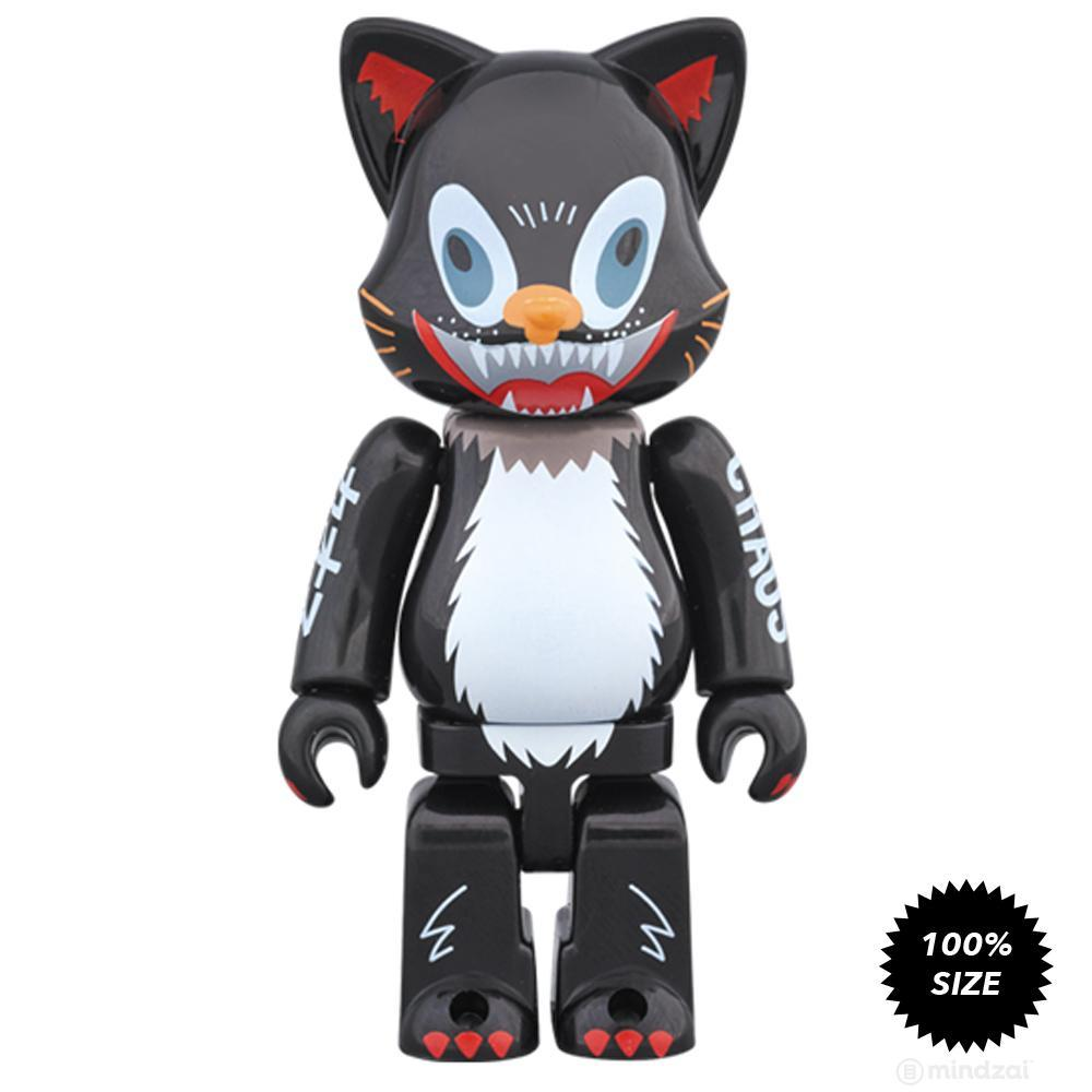 Kidill Cat 100% and 400% Nyabrick Set by Kidill x Medicom Toy - Pre-order