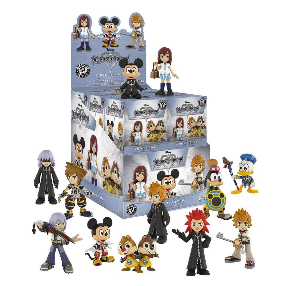 Kingdom Hearts Mystery Minis Blind Box by Funko