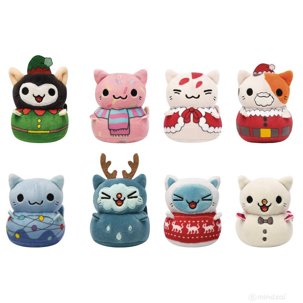 KleptoCats Holiday Mystery Minis Plushies Blind Box by Funko
