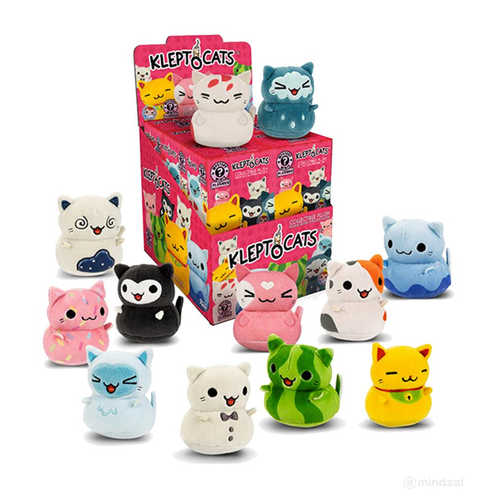 KleptoCats Mystery Minis Plushies Blind Box by Funko