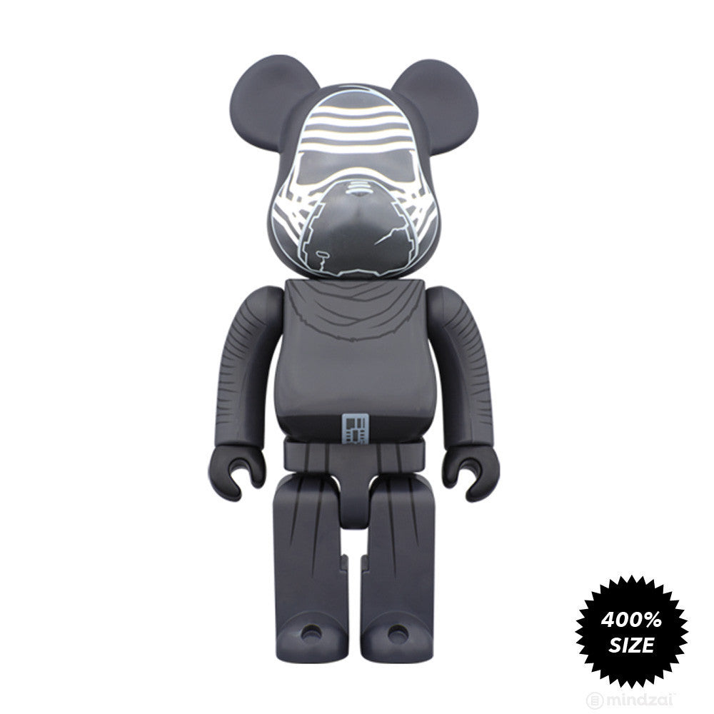 Kylo Ren Bearbrick 400% by Medicom Toy x Star Wars