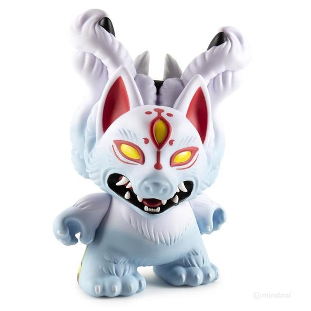 Kyuubi 8-Inch Dunny Toy by Candie Bolton x Kidrobot