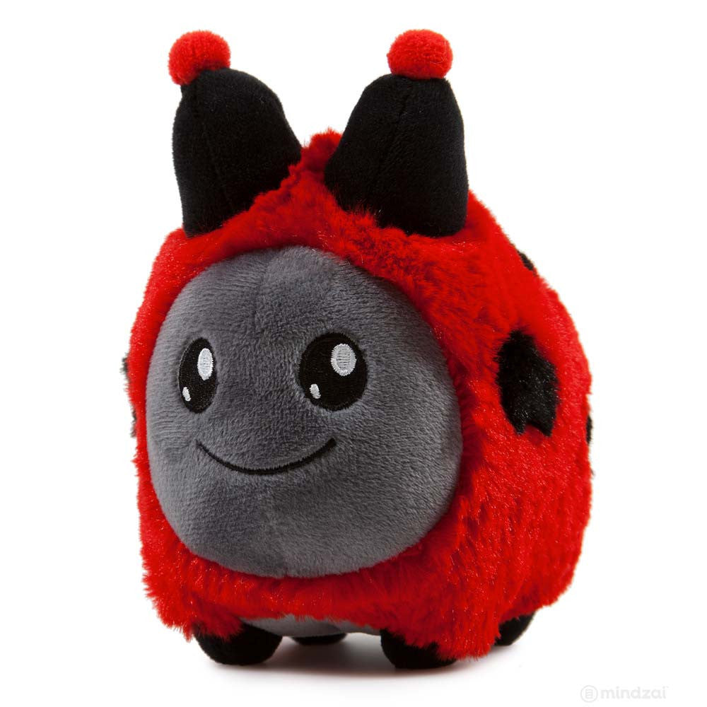 Ladybug Litton Springtime Plush by Kidrobot