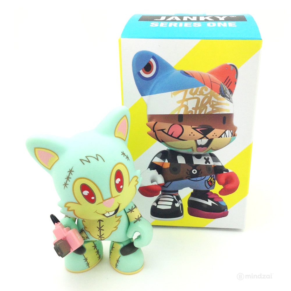 Janky Series 1 Blind Box by Superplastic - Lucky Bucky (Sket One)