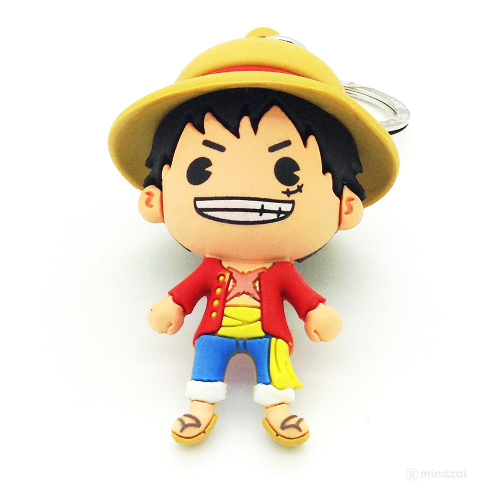 One Piece Series Figural Keyring Blind Bag - Luffy
