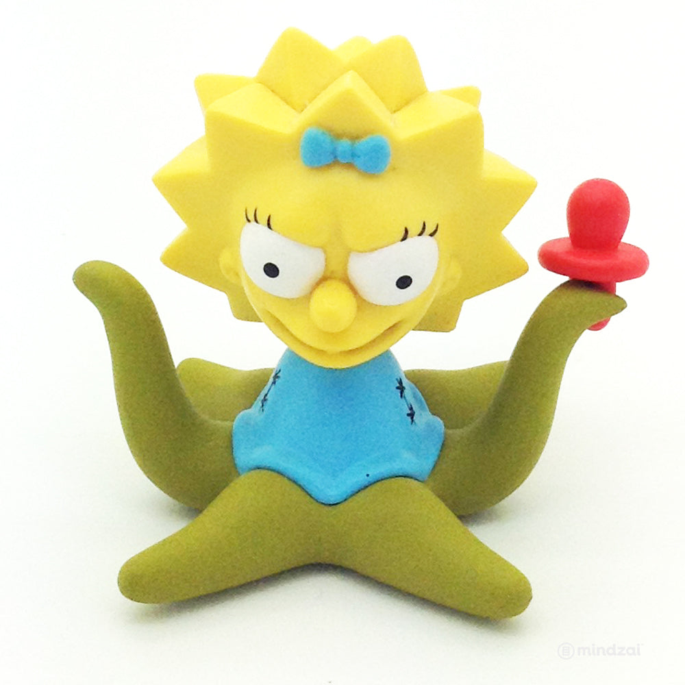 Kidrobot x The Simpsons Treehouse of Horror Mini Series: Maggie Alien