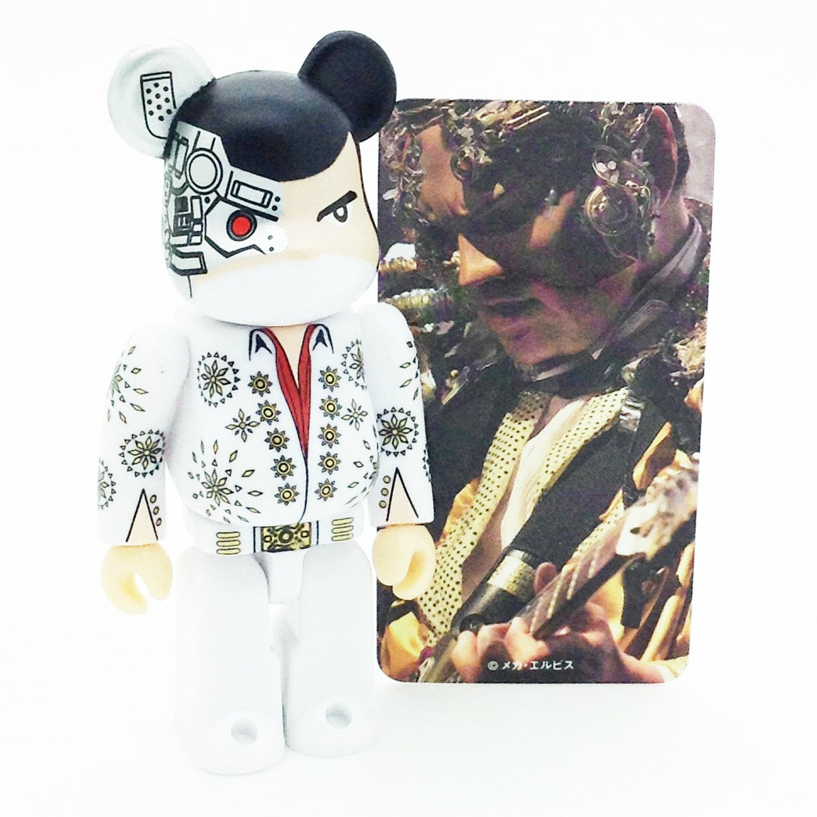 Bearbrick Series 33 - Mecha Elvis (Artist)