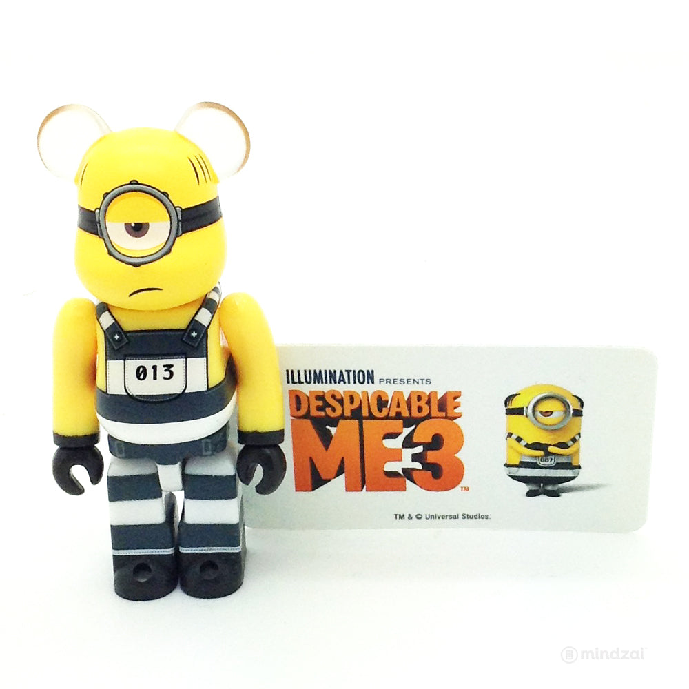 Bearbrick Series 34 - Mel Minion Despicable Me 3 (SF) (Secret)