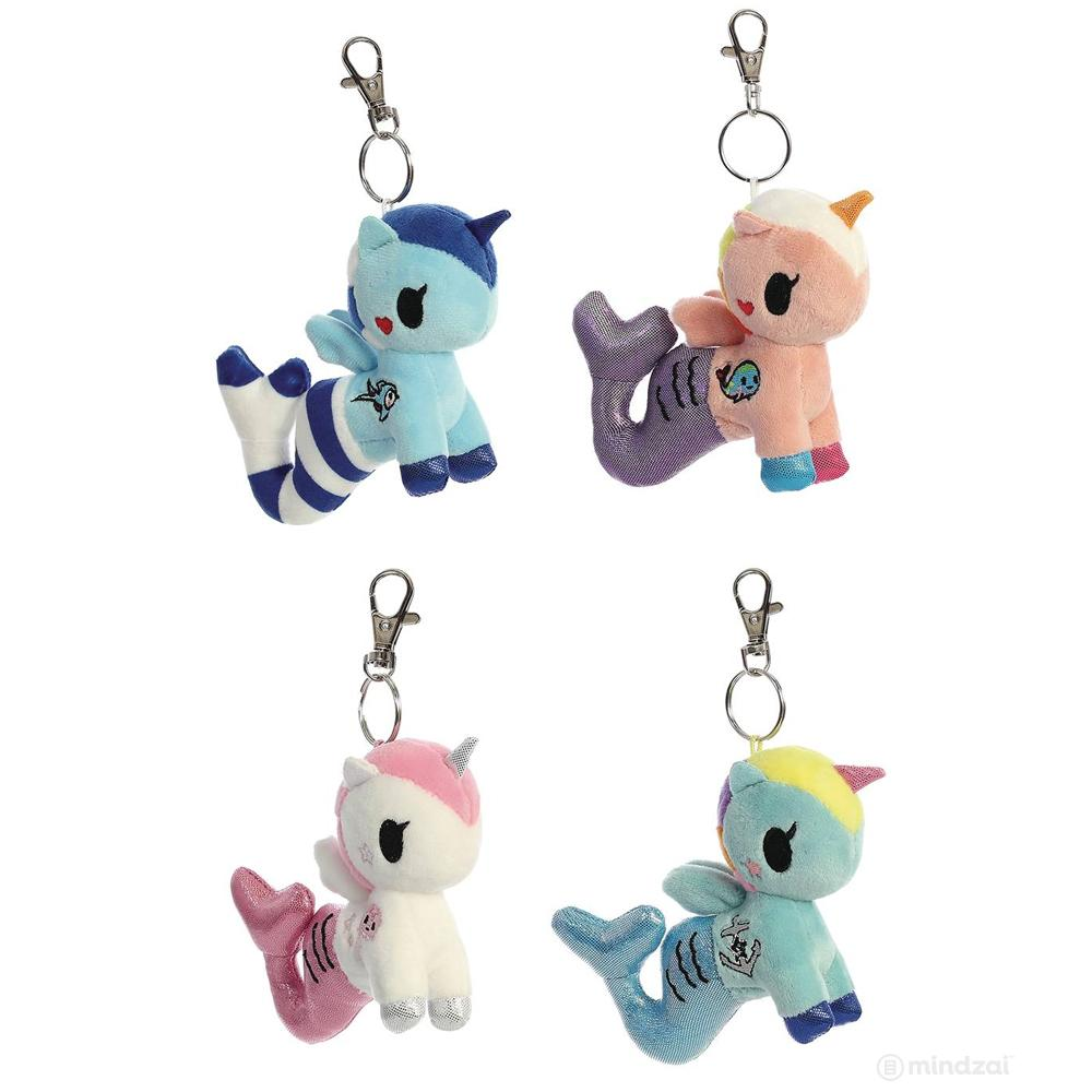 Mermicorno Plush Clip-on Collectible Series 3 Blind Bag