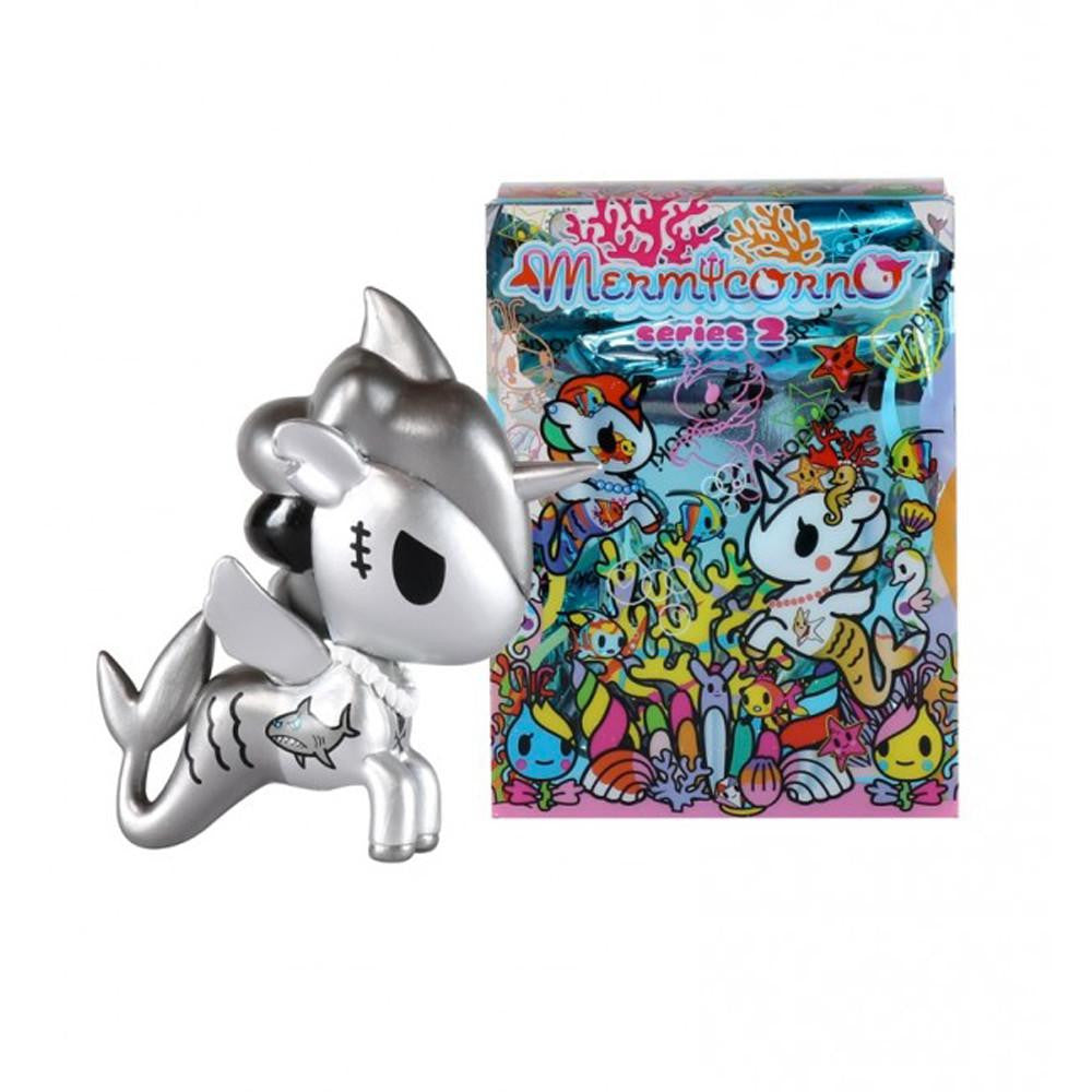 Mermicorno Series 2 Blind Box by Tokidoki - Single Blind Box