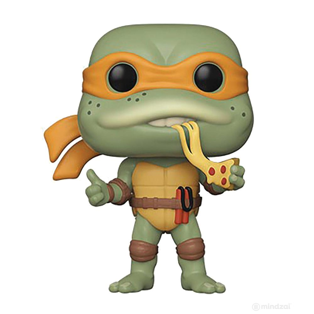 TMNT: Michelangelo POP Toy Figure by Funko