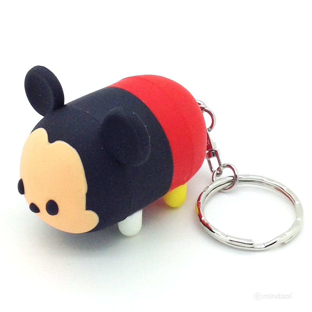 Disney Tsum Tsum Series 1 Figural Keyring Blind Bag - Mickey Mouse