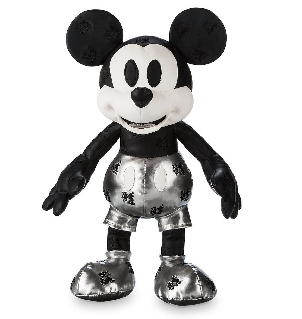 Disney Mickey Mouse Memories Plush - January 2018 - Limited Edition