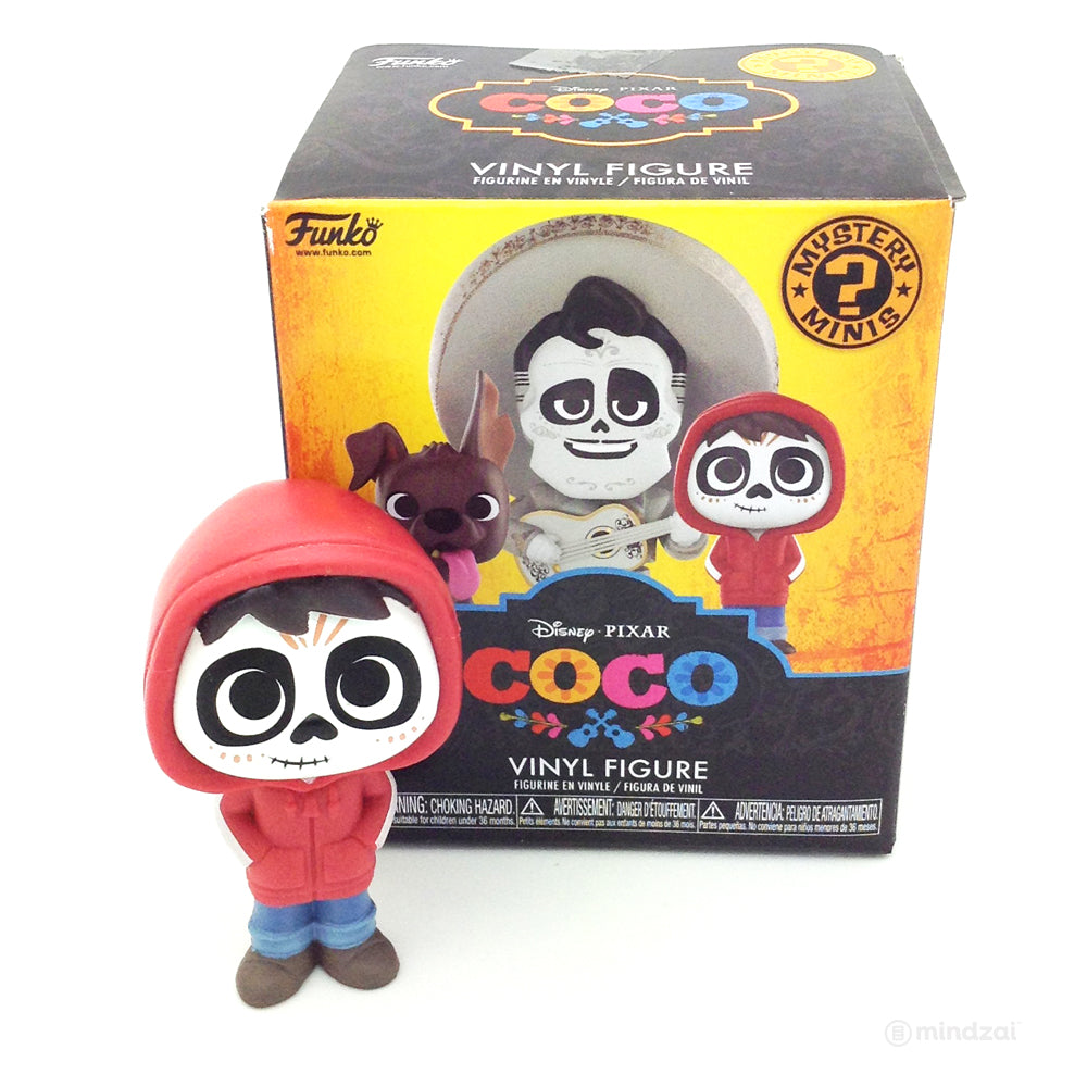 COCO Disney Pixar Mystery Minis by Funko - Miguel