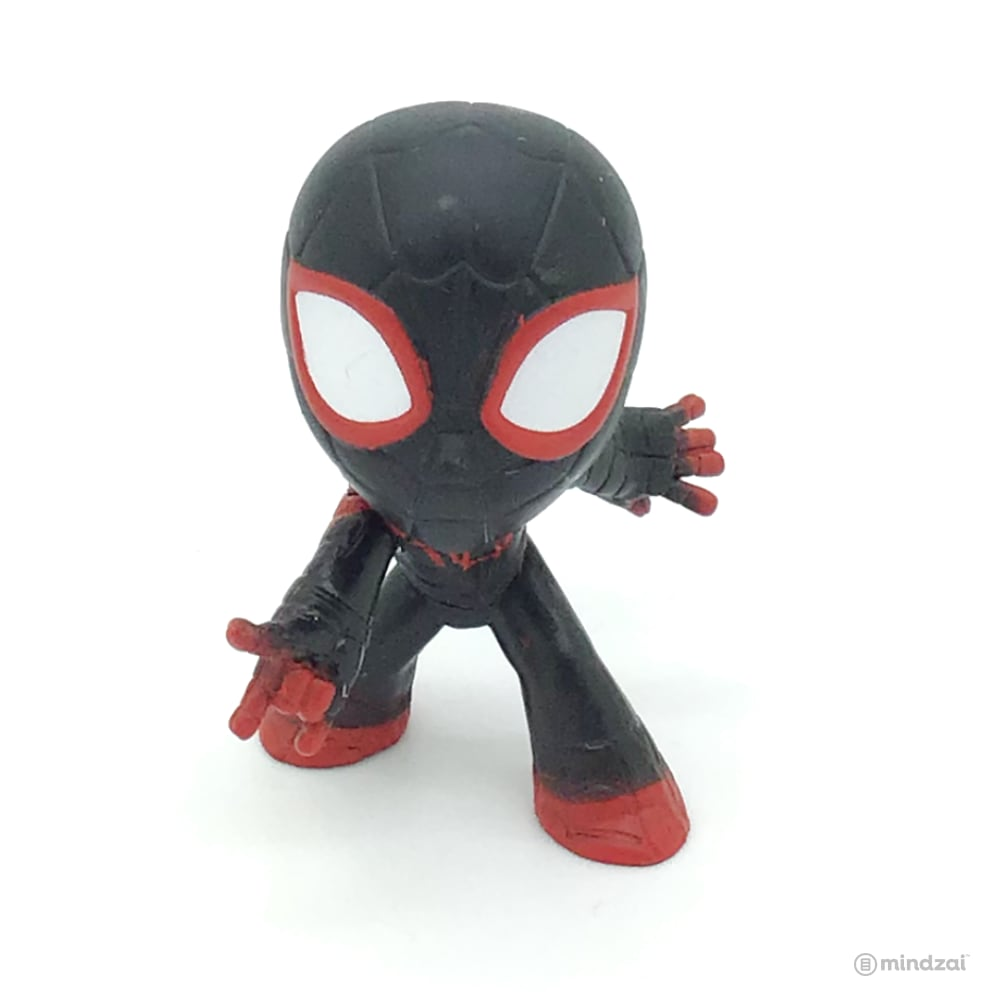 Spider-Man Into the Spiderverse Mystery Minis by Funko - Miles Morales Spider Man