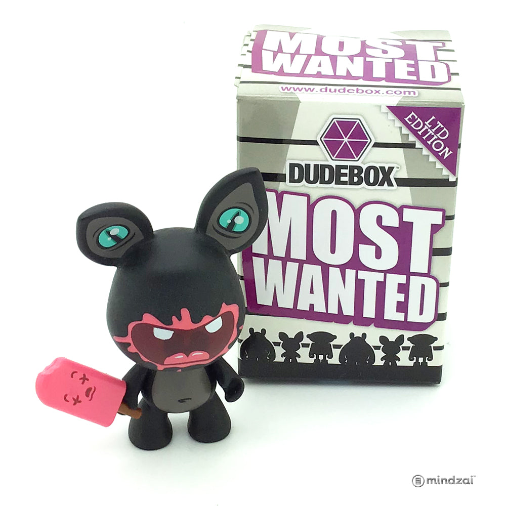 Most Wanted Mini Figure Blindbox Series by Dudebox - Nom Nom and Pinky