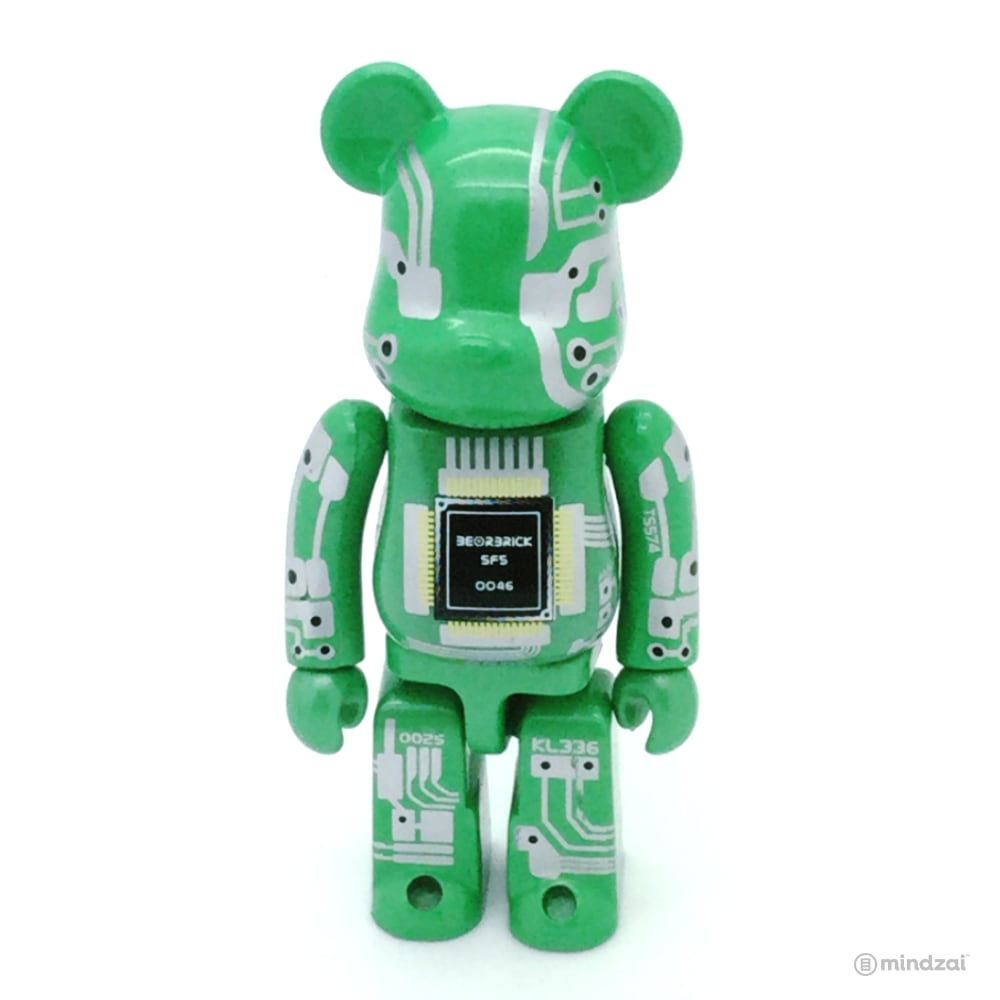 Bearbrick Series 5 - Computer Motherboard (SF)