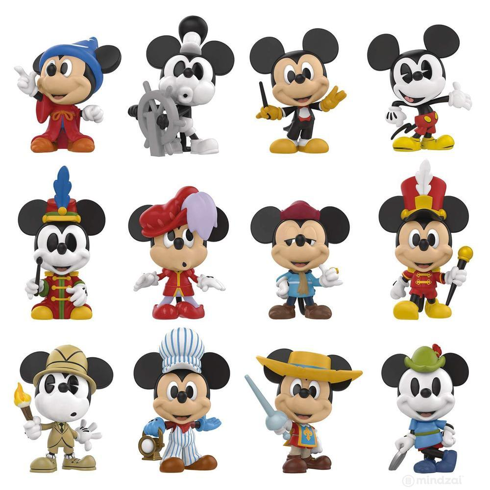 Disney Mickey's 90th Anniversary Mickey Mouse Mystery Minis by Funko