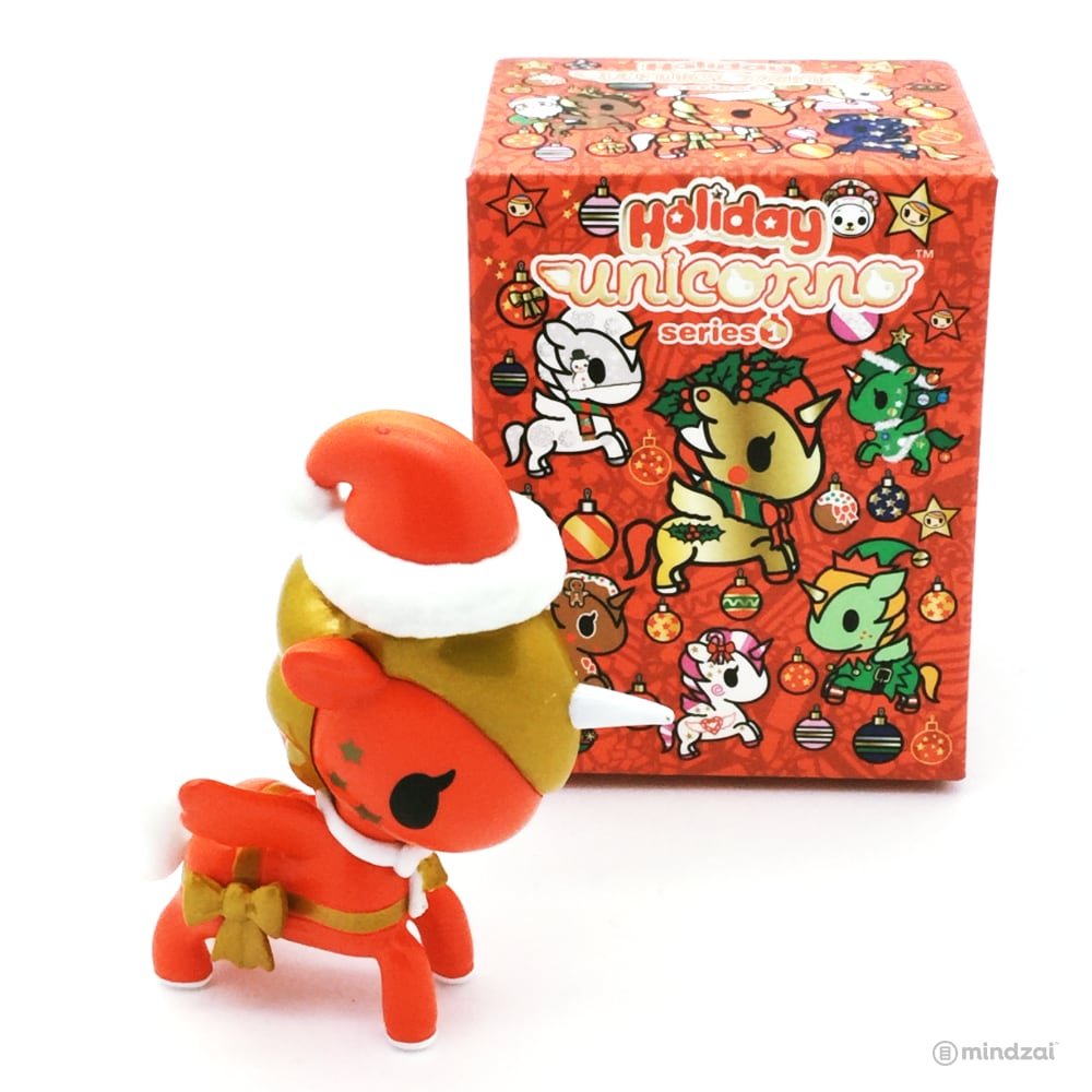 Holiday Unicorno Christmas Series 1 by Tokidoki - Noel