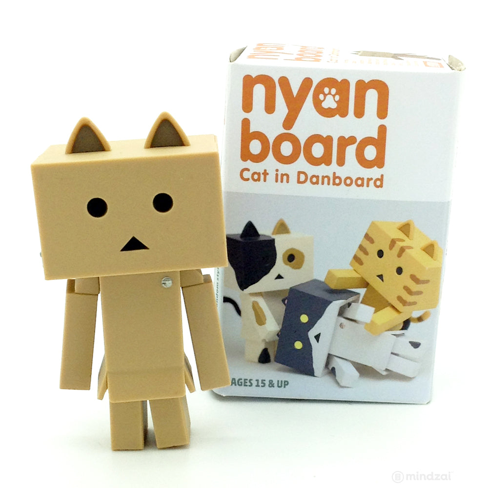 Nyanboard Cat Figure Blind Box Series - Normal