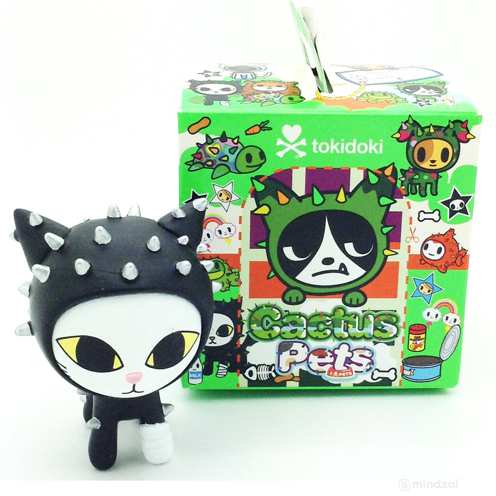 Cactus Pets Blind Box Series by Tokidoki - Notte
