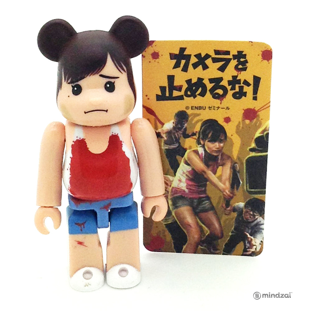 Bearbrick Series 37 - One Cut of the Dead Girl (Horror) [Secret]