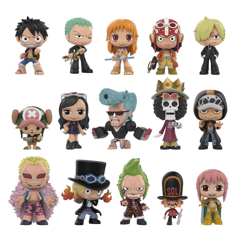 One Piece Mystery Minis Blind Box by Funko