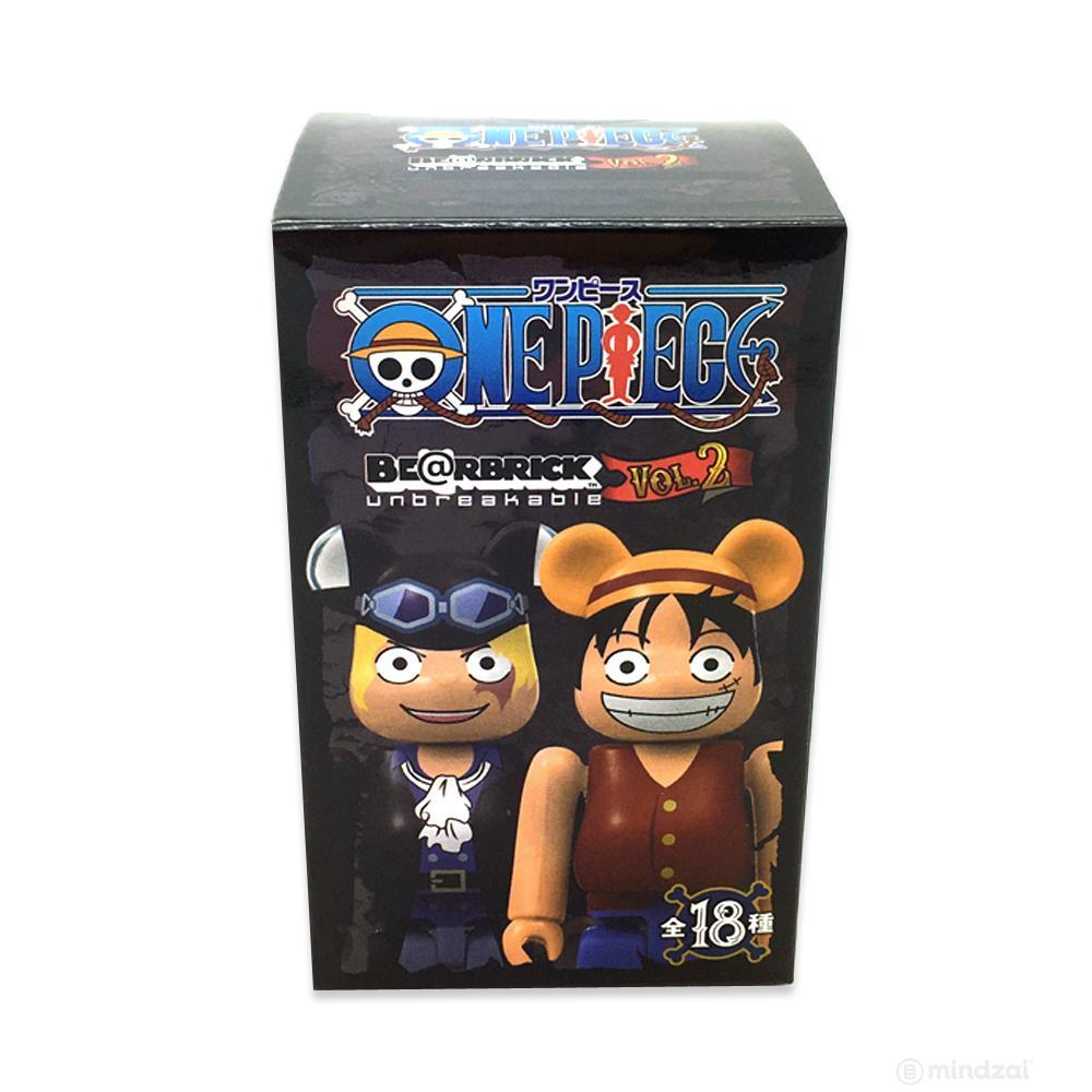 One Piece x Bearbrick Blind Box Series by Medicom Toy