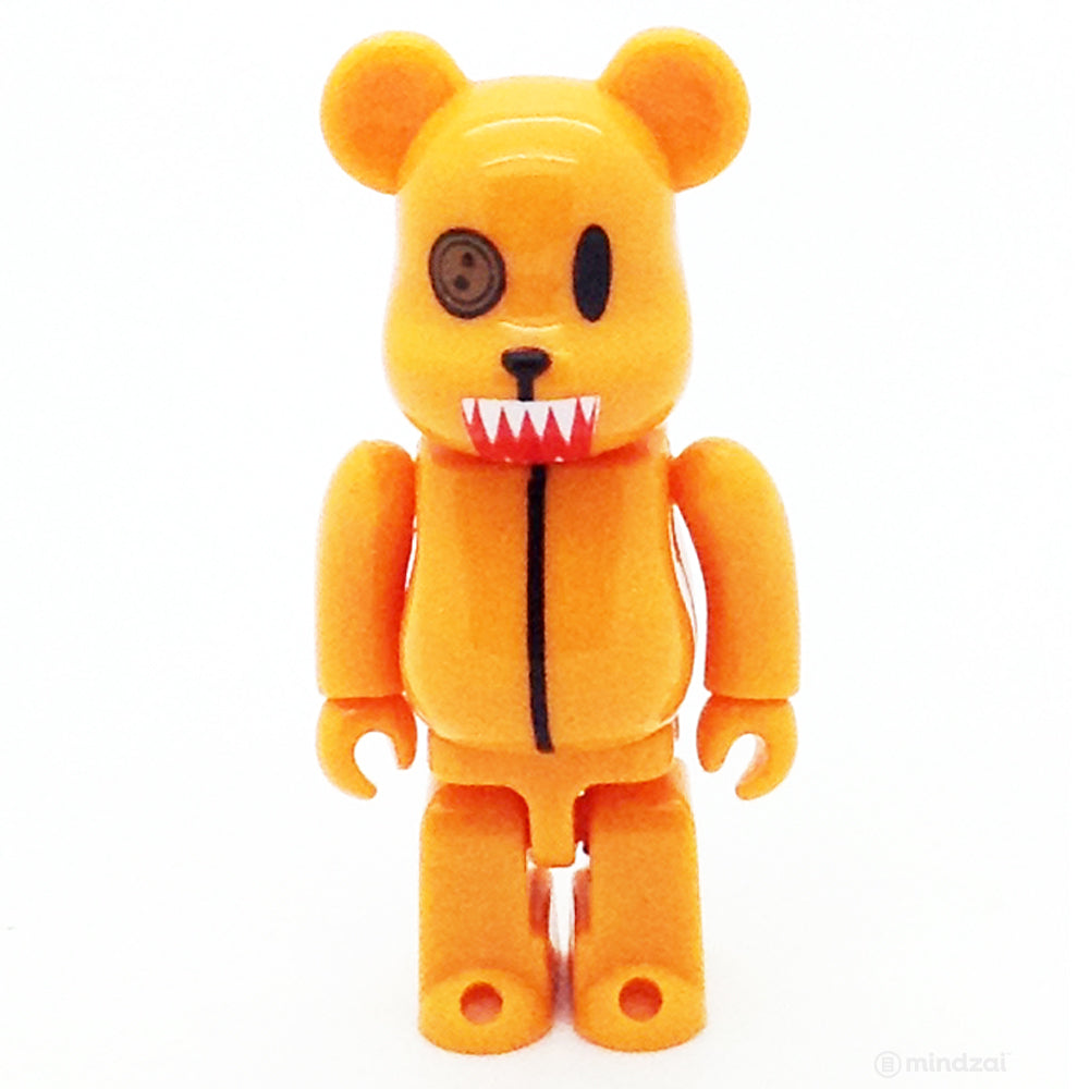 Bearbrick Series 15 - Busters (Orange) by the Pillows (Animal) 100% Size