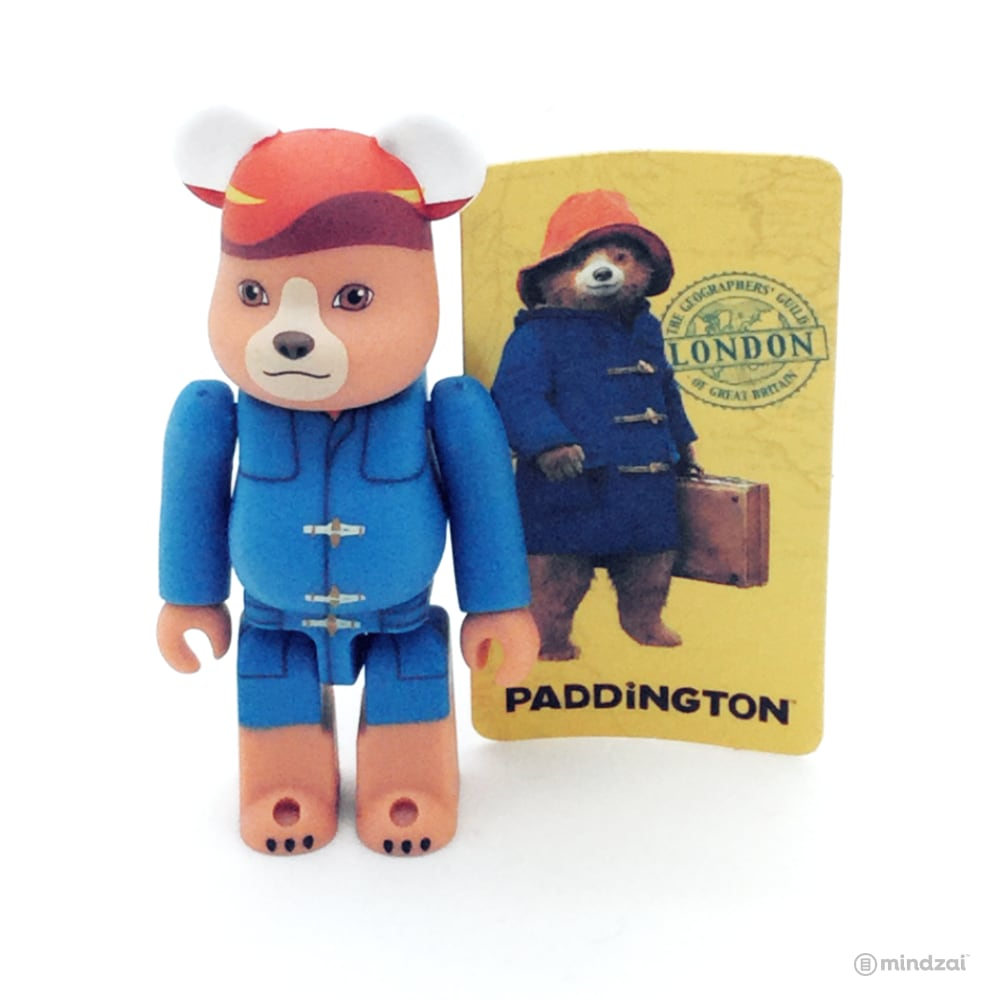 Bearbrick Series 39 - Paddington Bear (Animal)