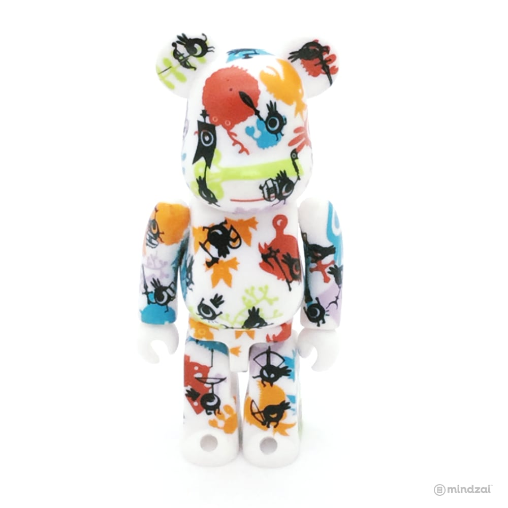 Bearbrick Series 17 - Patapon (Pattern)