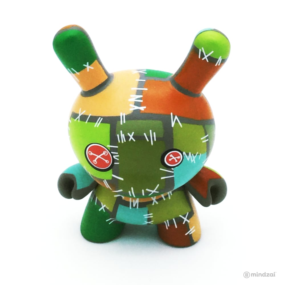 L.A. Dunny Series - Patchwork Dunny (Blaine Fontana)