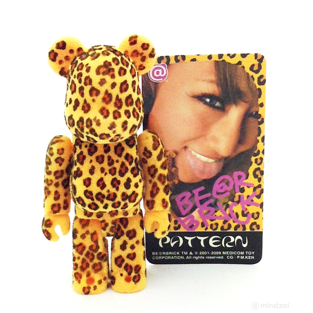 Bearbrick Series 19 - Leopard (Pattern)