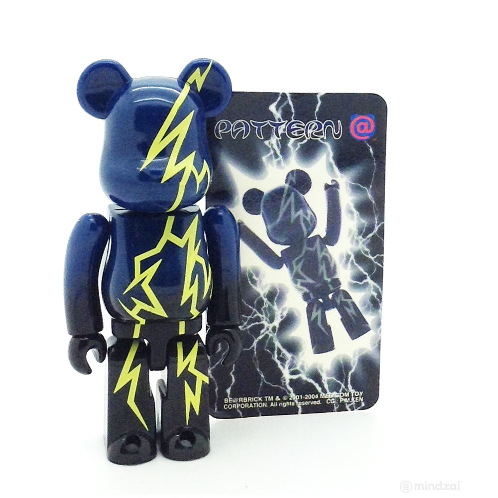 Bearbrick Series 34 -  Chemical Brothers (Pattern)