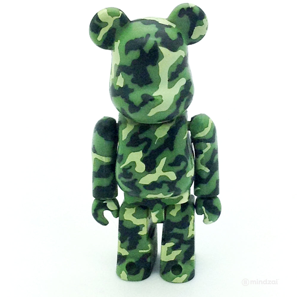 Bearbrick Series 2 - Camouflage (Pattern)